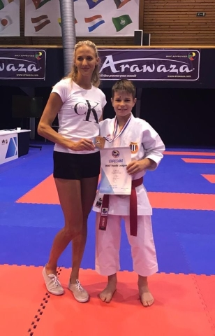 Karate1 Youth League - Umag 2019